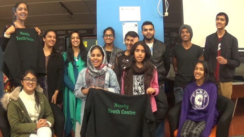 Naseby Youth Centre say No to ISIS