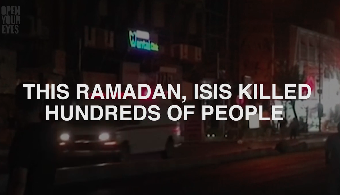 Ramadan 2016: ISIS Kill Hundreds of Muslims